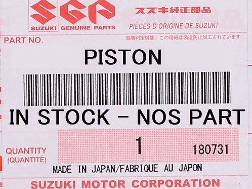 SUZUKI GENUINE PISTON GT125 1973-1977 12110-36500-000 12110-36207-000  NOS