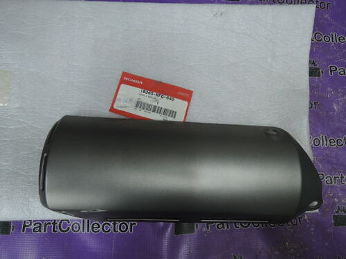 HONDA FMX650 FMX 650 2005 - 2006 PROTECTOR COVER RIGHT MUFFLER 18365-MFC-640