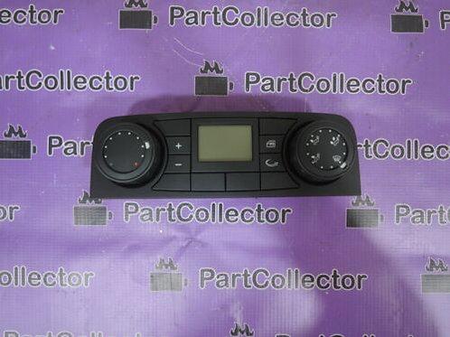 MAN 81.61990.6078 HEATER CONTROL DASBOARD LCD 81619906078