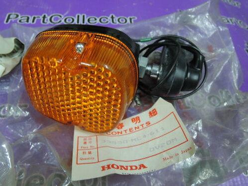 HONDA XL250R XL500R 1981 1982 REAR LEFT WINKER TURN SIGNAL BLINKER 33550-MC4-611