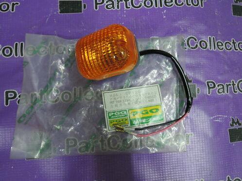 PGO CP125 TREX 50 110 125 150 FRONT LEFT TURN SIGNAL LAMP INDICATOR P166C0107602