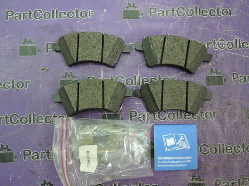 ATE 13.0460-2715.2 SET OF BRAKE DISC PADS SUZUKI FIAT 602715