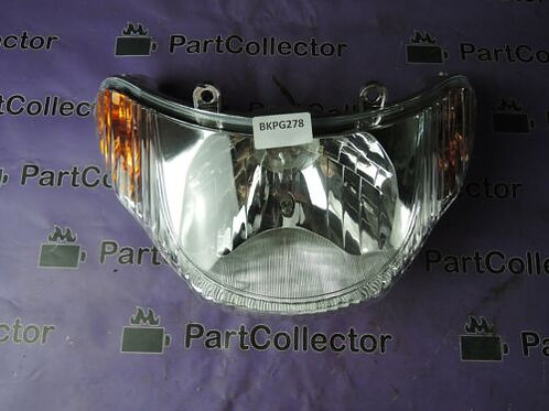 PIAGGIO DERBI ATLANTIS 50 2005 DIESIS 100 GENUINE HEADLIGHT 00G01022011