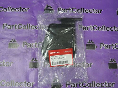 HONDA 81143-K35-V00 INNER COVER BASE POCKET INNER  PCX 125 150 FOUTRAX 500