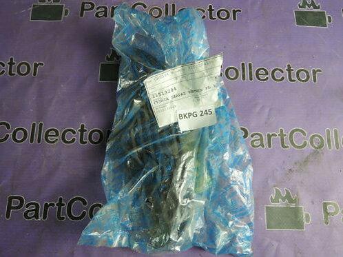 PIAGGIO GILERA RUNNER 50 125 200 180 FX VX FXR REAR RACK GRILL COVER 577833