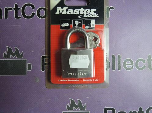 640D Master Lock High Security Lock padlock solid nickel-plated