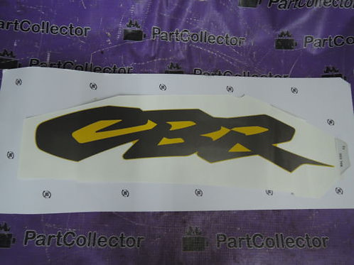 HONDA LOWER COWL STICKER DECAL STRIPE CBR600 1997 64311-MAL-E00 ZD