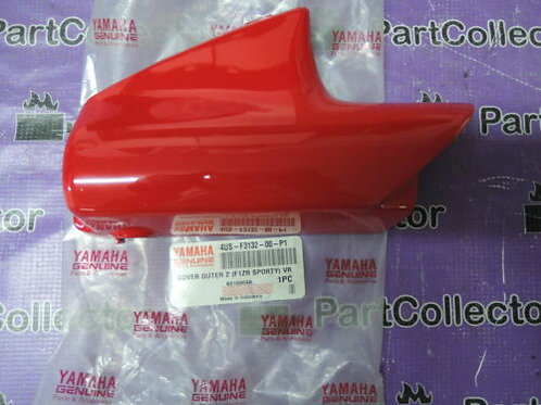 YAMAHA F1 F1-Z F1-ZR 110 1997 OUTER COVER 2 RIGHT COWL STEERING 4US-F3132-00-P1