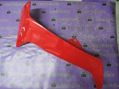 YAMAHA F1 F1-ZR 110 1997 LEG SHIELD 2 LEFT COVER COWL COWLING 4US-F8311-00-P1