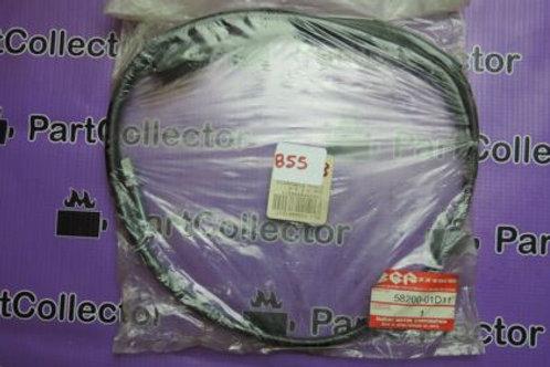 SUZUKI 1997 CABLE ASSY CLUTCHGS500E Handlebar 58200-01D11