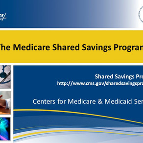 Medicare Shared-Savings ACOs Cut $1 Billion In Costs Over Three Years