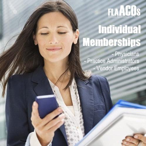 2021 FLAACOs Membership - Individual