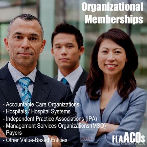 2021 FLAACOs Membership - Organization