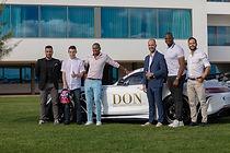 DON & Portimao F1 Track