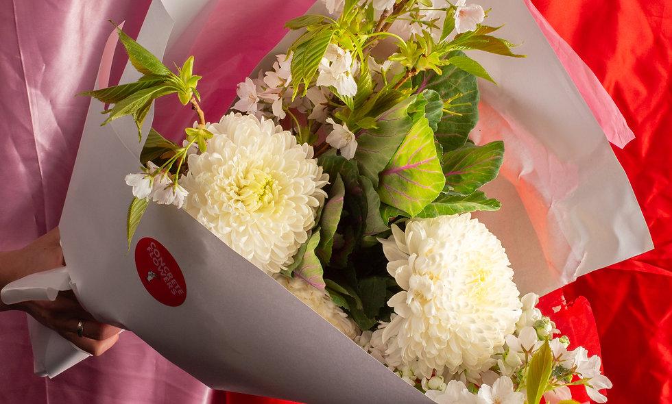 Earthy Tones Bouquet