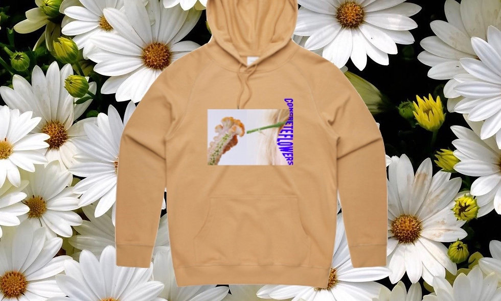 SHE'S READY FOR SPRING HOODIE