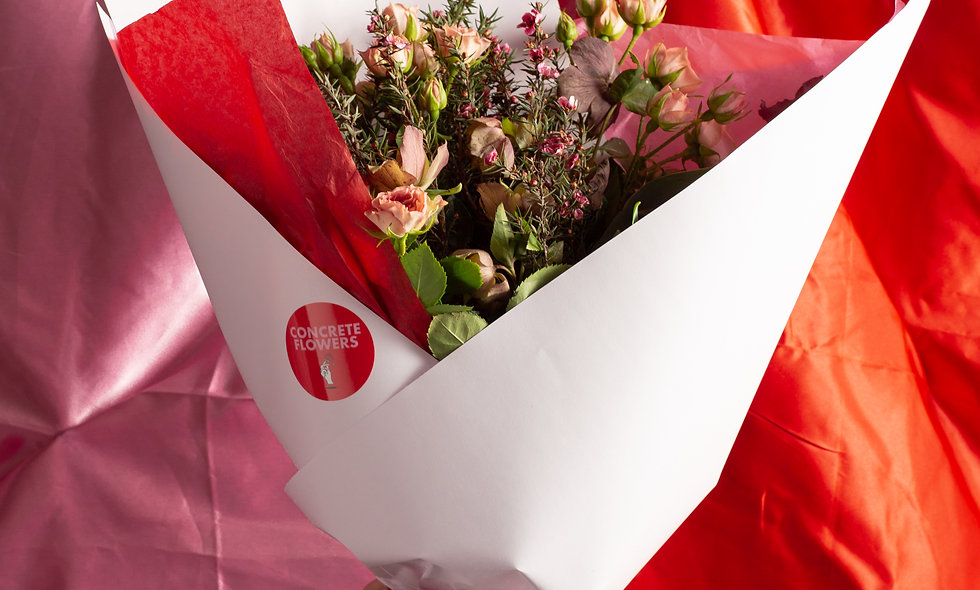 Pastel Hues Bouquet