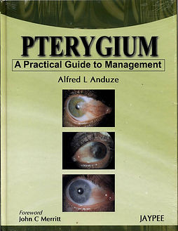 Pterygium A Practical Guide to Management