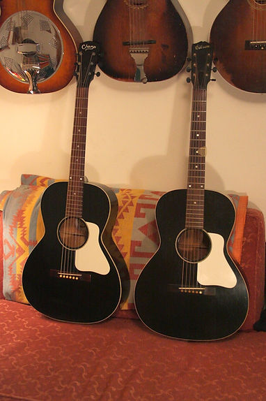 champ and gibson L-00.JPG