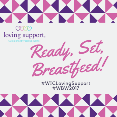 Ready, Set, Breastfeed!
