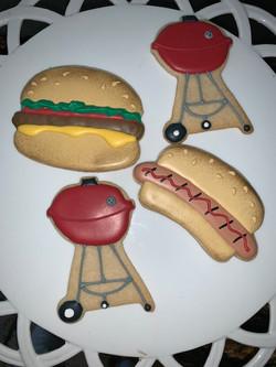 Barbeque Cookies