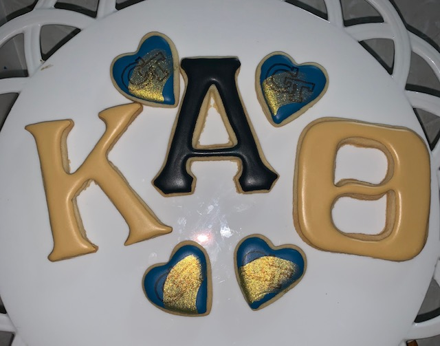 Sorority Cookies (Georgia Tech)