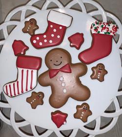 stockings&gingerbread