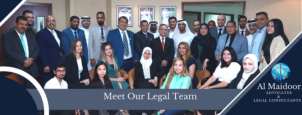 Al Maidoor Advocates and Legal Consultan