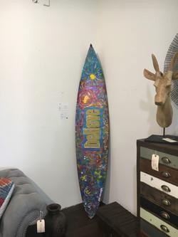 BELIEVE Surfboard