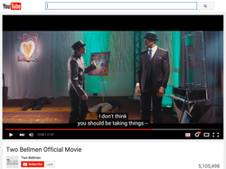 YouTube Video The Two Bellman