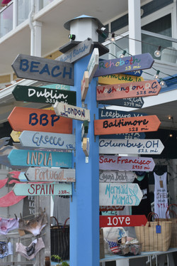 Bethany Beach is a small coastal town in