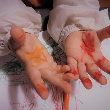 Terapia ręki- plan pracy przedszkole i dom