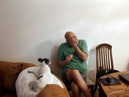 A perda de um animal de companhia