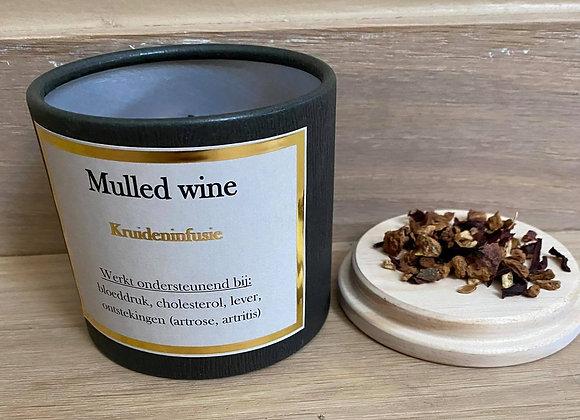 Mulled wine - Kruideninfusie 75 gr.