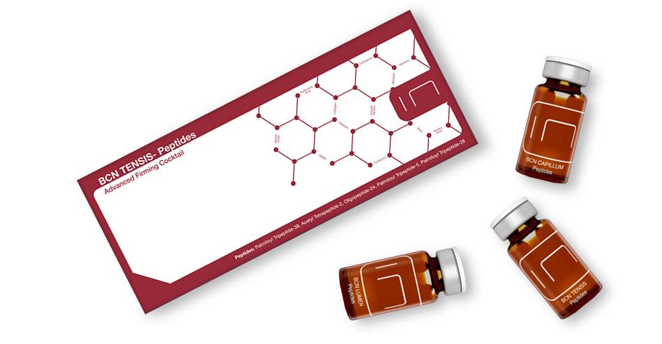 Mesoceutische krachtige werkstoffen van institute BCN zonder toevoegingen en conserveringsmiddelen. Voor intensieve huidverbetring.