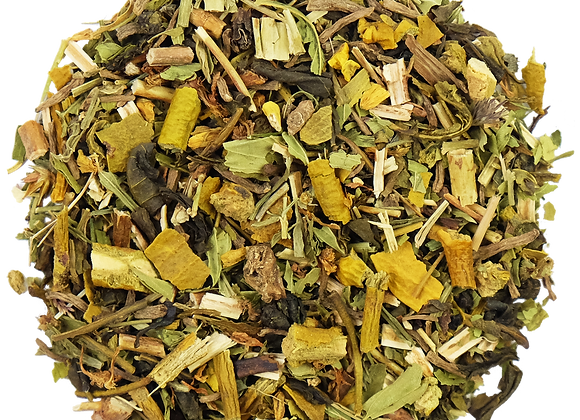 Sip back and relax - Groen thee - 75 gr.