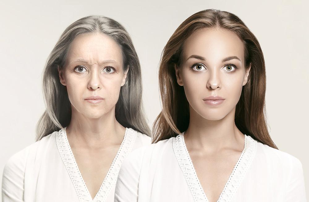 Vertraag huidveroudering preventief bij les secrets de beauté