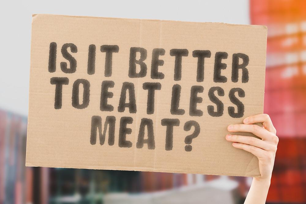 vlees en cellulite: als je voor bio kiest is er geen probleem. Je krijgt dan namelijk niet de medicijnen en groeihormonen binnen.
