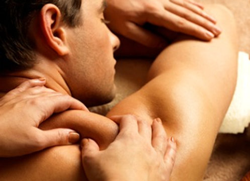 Krachtige, diepe relax massage - 50 min.