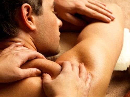 Krachtige, diepe relax massage - 75 min.