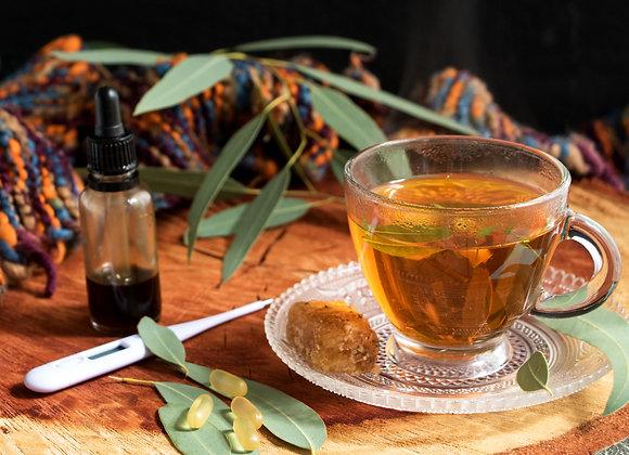Eucalyptus  - biologische teelt - 100 gram