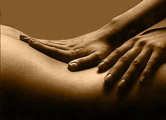Crackling massage - 75 min.