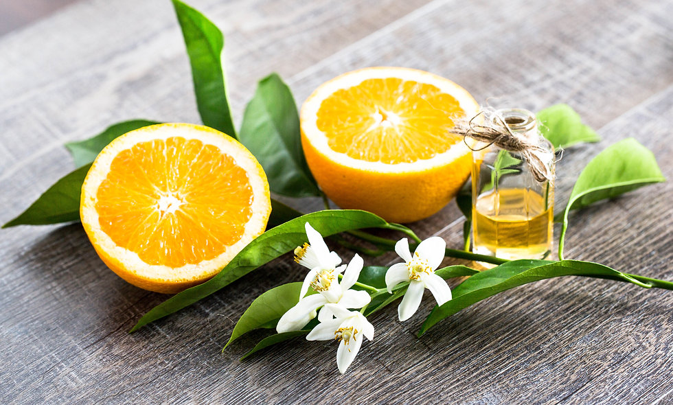 Sinaasappelbloesem - biologische teelt - 50 gr.