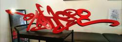 sculpture oneduse graffeur toulouse