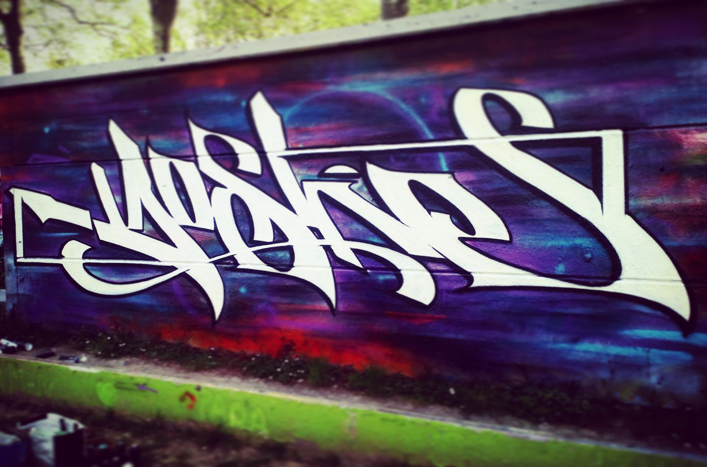 yoshe by inkletterz graff toulouse