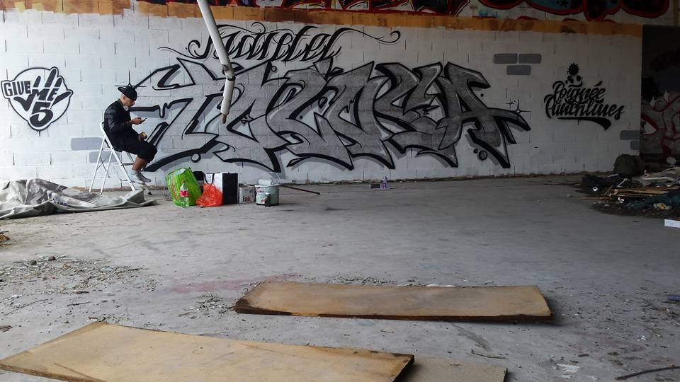 kartel tolosa toulouse graffiti