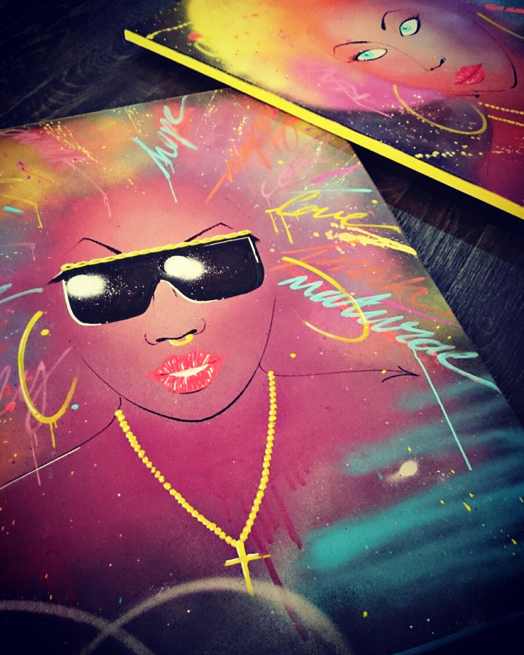 tableau street art toulouse