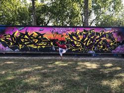 graffiti toulouse graffeur