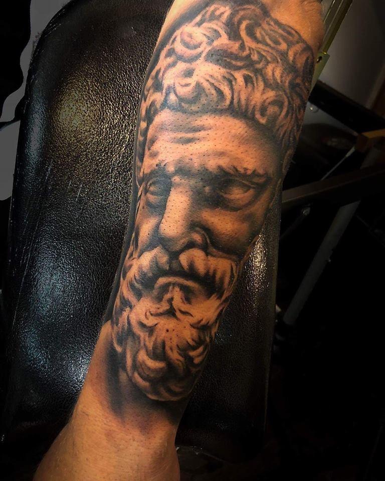 Tattoo Tatoueur Toulouse Inkletterz Tattoo