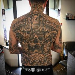 tatouage dos complet toulouse tatoueur tattoo